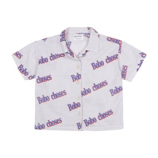 Bobo Retro All Over Shirt 2y-7y