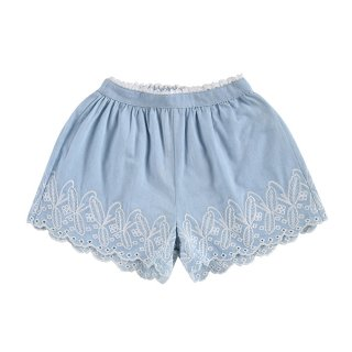 Shorts Luisa Chambray 3Y-8Y