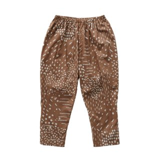 QiLin pants brown 100-130