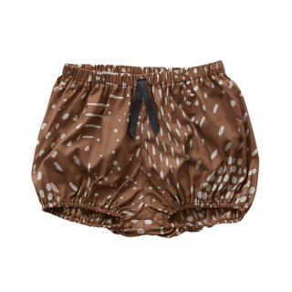 【Last one! 80】QiLin bloomers brown
