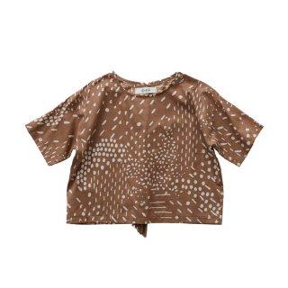 QiLin T shirts brown 90-120