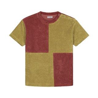Dale towel t-shirt sandstone 6m-8Y