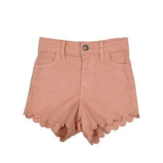 Denim shorts pink 3Y-8Y