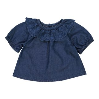 Tunic andree chambray 12m-2Y