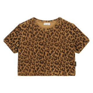 <img class='new_mark_img1' src='https://img.shop-pro.jp/img/new/icons1.gif' style='border:none;display:inline;margin:0px;padding:0px;width:auto;' />Leopard towel t-shirt 6m-8Y