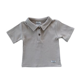 <img class='new_mark_img1' src='https://img.shop-pro.jp/img/new/icons1.gif' style='border:none;display:inline;margin:0px;padding:0px;width:auto;' />Sander Shirt - Mint Beige 1-5Y