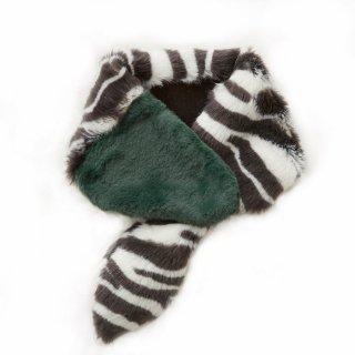 Rascal muffler zebra×green