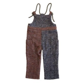 <img class='new_mark_img1' src='https://img.shop-pro.jp/img/new/icons1.gif' style='border:none;display:inline;margin:0px;padding:0px;width:auto;' />Mix Tweed Overalls