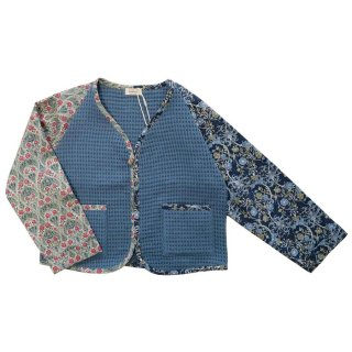 <img class='new_mark_img1' src='https://img.shop-pro.jp/img/new/icons1.gif' style='border:none;display:inline;margin:0px;padding:0px;width:auto;' />Waffle Cardigan Sky Blue
