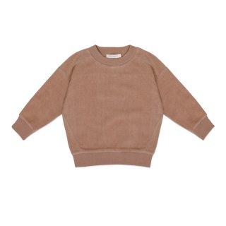 Oversized Sweater creamy mocha 2Y-8Y