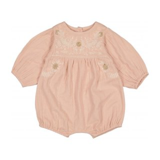 <img class='new_mark_img1' src='https://img.shop-pro.jp/img/new/icons1.gif' style='border:none;display:inline;margin:0px;padding:0px;width:auto;' />Overall Samba Cotton Pink 6M-18M