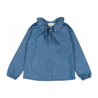 <img class='new_mark_img1' src='https://img.shop-pro.jp/img/new/icons1.gif' style='border:none;display:inline;margin:0px;padding:0px;width:auto;' />Tunic Angele Chambray 3Y-8Y