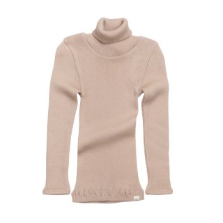 <img class='new_mark_img1' src='https://img.shop-pro.jp/img/new/icons1.gif' style='border:none;display:inline;margin:0px;padding:0px;width:auto;' />Alf Rib turtleneck Sand 2y-6y