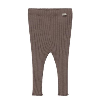 <img class='new_mark_img1' src='https://img.shop-pro.jp/img/new/icons1.gif' style='border:none;display:inline;margin:0px;padding:0px;width:auto;' />Rib baby leggings Taupe 9M-24m
