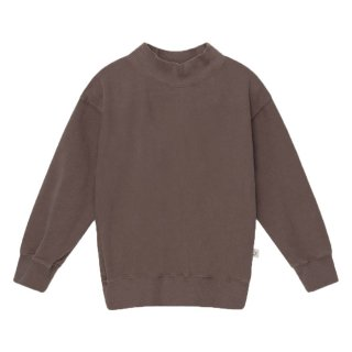 <img class='new_mark_img1' src='https://img.shop-pro.jp/img/new/icons1.gif' style='border:none;display:inline;margin:0px;padding:0px;width:auto;' />Organic basic sweatshirt Taupe 4Y-8Y