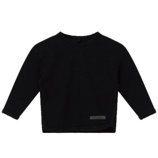 <img class='new_mark_img1' src='https://img.shop-pro.jp/img/new/icons1.gif' style='border:none;display:inline;margin:0px;padding:0px;width:auto;' />Baby Knit Sweaters Black 12-24M