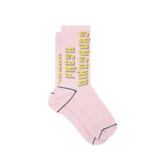 <img class='new_mark_img1' src='https://img.shop-pro.jp/img/new/icons1.gif' style='border:none;display:inline;margin:0px;padding:0px;width:auto;' />Fresh Dinosaurs Pink socks 2Y-8Y