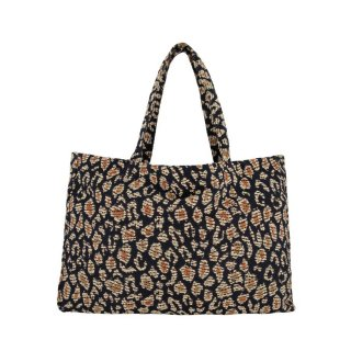 <img class='new_mark_img1' src='https://img.shop-pro.jp/img/new/icons1.gif' style='border:none;display:inline;margin:0px;padding:0px;width:auto;' />Lucky Leopard  Jacqard Bag