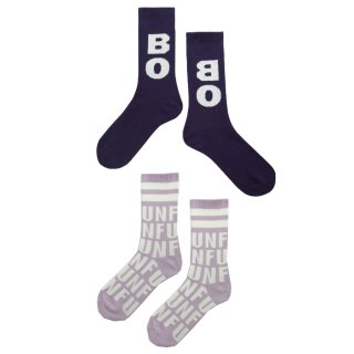 <img class='new_mark_img1' src='https://img.shop-pro.jp/img/new/icons1.gif' style='border:none;display:inline;margin:0px;padding:0px;width:auto;' />【Pre-order】Long socks pack pink&Blue 23-34