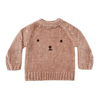 <img class='new_mark_img1' src='https://img.shop-pro.jp/img/new/icons1.gif' style='border:none;display:inline;margin:0px;padding:0px;width:auto;' />Chenille Sweater Bear 6M-24M