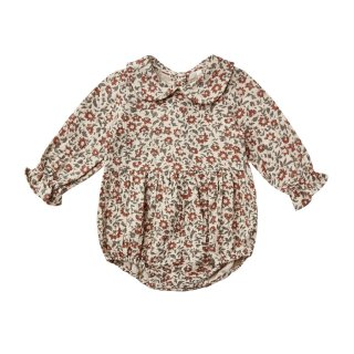 <img class='new_mark_img1' src='https://img.shop-pro.jp/img/new/icons1.gif' style='border:none;display:inline;margin:0px;padding:0px;width:auto;' />Cora Romper Vintage Floral 6M-24M