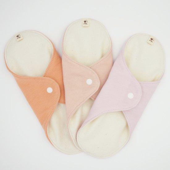 かぐやのお守りL●竹布の布ナプキン●3枚セット