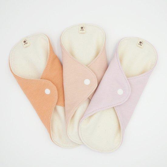 かぐやのお守りM●竹布の布ナプキン●3枚セット