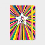 Perfect Bound Notebooks GRL PWR