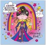 カラーリングブック CHERRY BLOSSOM PRINCESS