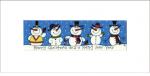 <img class='new_mark_img1' src='https://img.shop-pro.jp/img/new/icons48.gif' style='border:none;display:inline;margin:0px;padding:0px;width:auto;' />トールステンドグラス クリスマスカード 愉快なスノーマンたち
