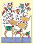 クリスマススナッパーカード