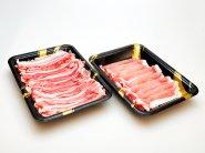 黒豚やごろう豚 すき焼き詰合せ(松)-2人用