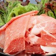 黒豚やごろう豚 ウデ小間切れ肉 300g