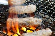 黒豚やごろう豚 焼肉詰合せ(無添加ハーブウインナー付)-2〜3人用