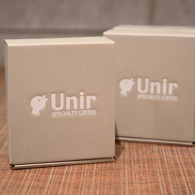 Unirオリジナルドリップバッグ 5枚箱入り イメージ