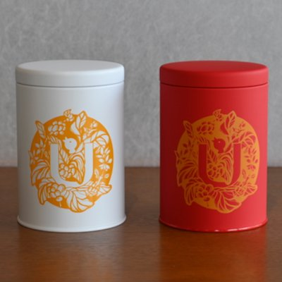 Unirオリジナル保存缶