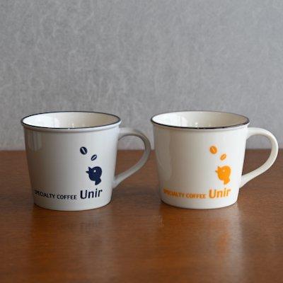 Unirオリジナルマグカップ