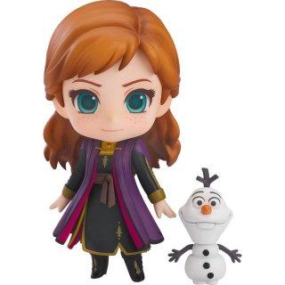 ねんどろいど アナと雪の女王2 アナ Travel costume Ver.[グッドスマイルカンパニー]《01月予約》
