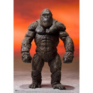 S.H.MonsterArts KONG from Movie 『GODZILLA VS. KONG』(2021)(仮称)[BANDAI SPIRITS]《05月予約》