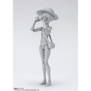 S.H.Figuarts ボディちゃん -杉森建- Edition DX SET (Gray Color Ver.)[BANDAI SPIRITS]《12月予約》