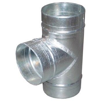 T管 250φ(D1・D2) 250φ(D3) 亜鉛 イメージ1