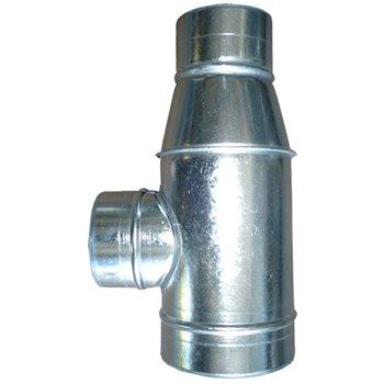 RT管 125φ(D1・D3) 100φ(D2) 亜鉛 イメージ1