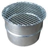 アミ付キャップ(SPサイズ) 100φ 塩ビ