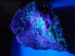 人気の蛍光鉱物 フランクリン鉱山 原石