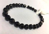 〈当店オリジナル一点物〉黒水晶(モーリオン)×お数珠 (3)