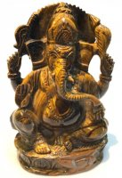 タイガーアイ×ガネーシャ神[広く世界中で人気のあるインドの神様]2
