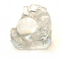 水晶×丸玉[上質な龍の姿彫り]1