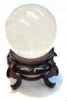 水晶×丸玉[☆レインボー入りの水晶☆]6