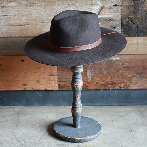 BRIXTON #DROVER HAT -BROWN