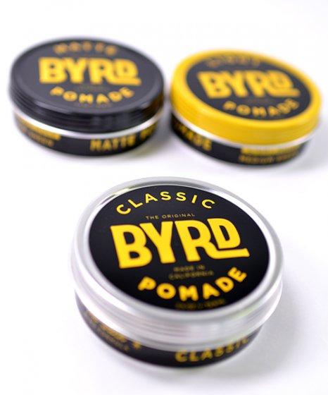 BYRD #POMADE 28g